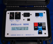 Image of the DMXter4A RDM