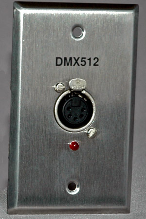 DMX Net outlet photo